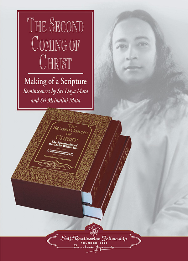 the second coming of christ yogananda pdf