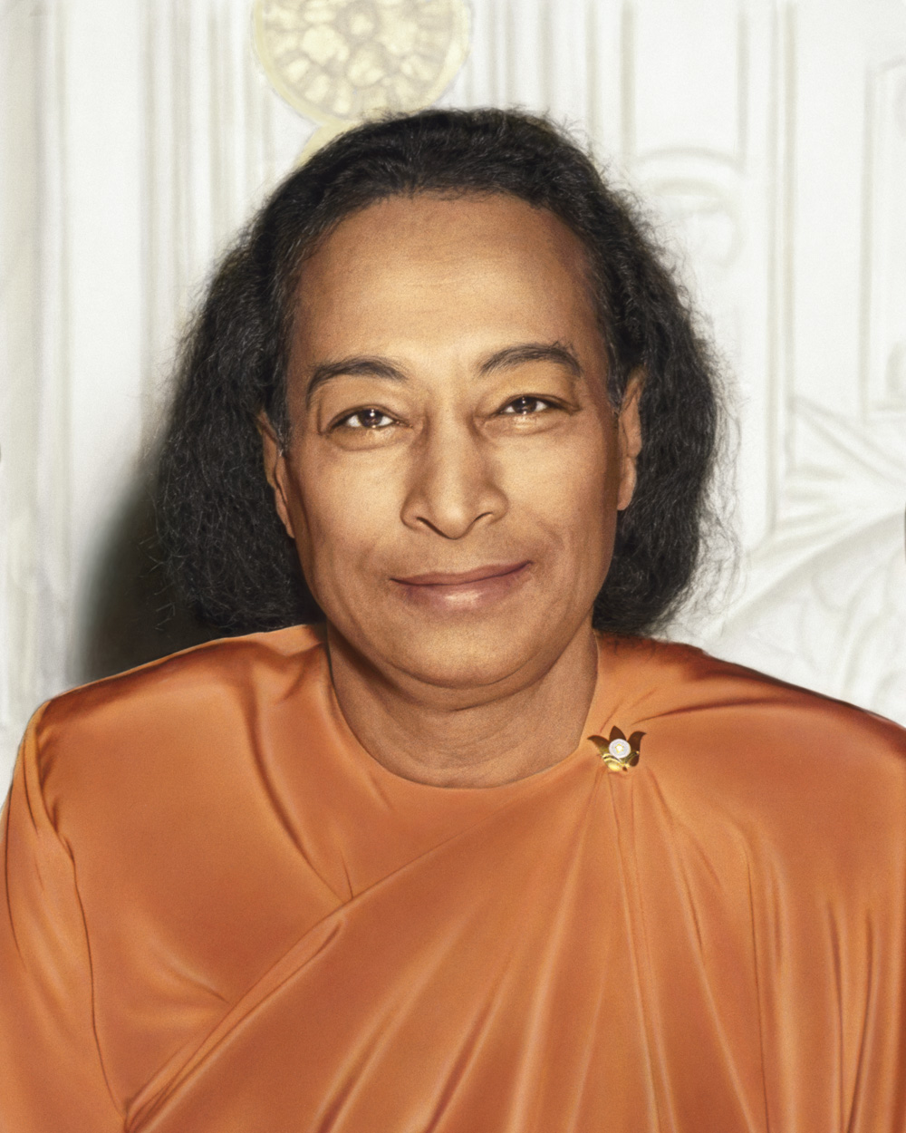 "Paramahansa Yogananda — ""The Last Smile"""